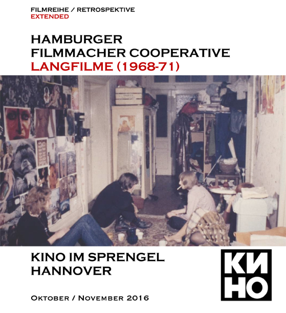 Retrospektive Hamburger Filmemacher Cooperative
